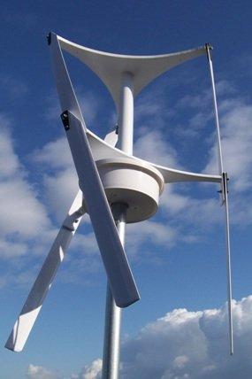 Мини ветрогенератор «Медуза»